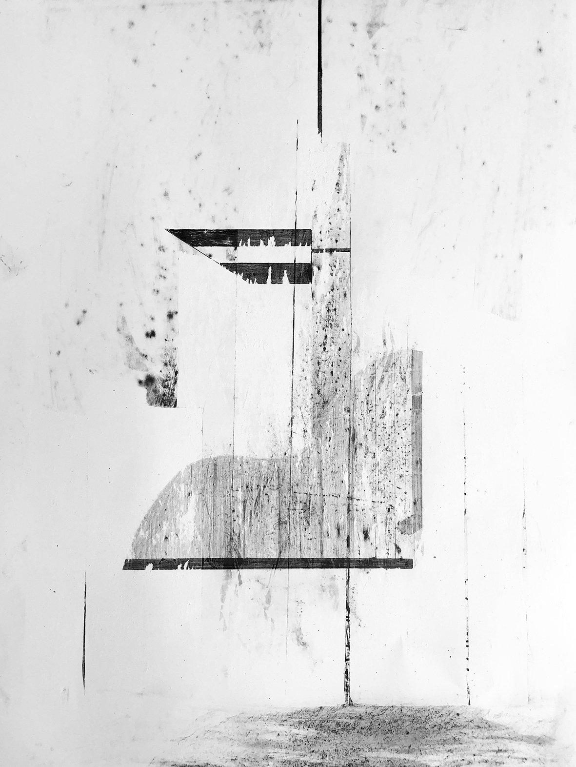 "Image of Louisa Marajo ""RUIN I"" 2018"