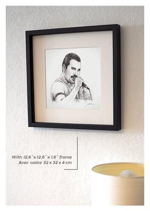Image of Freddie MERCURY Doodle