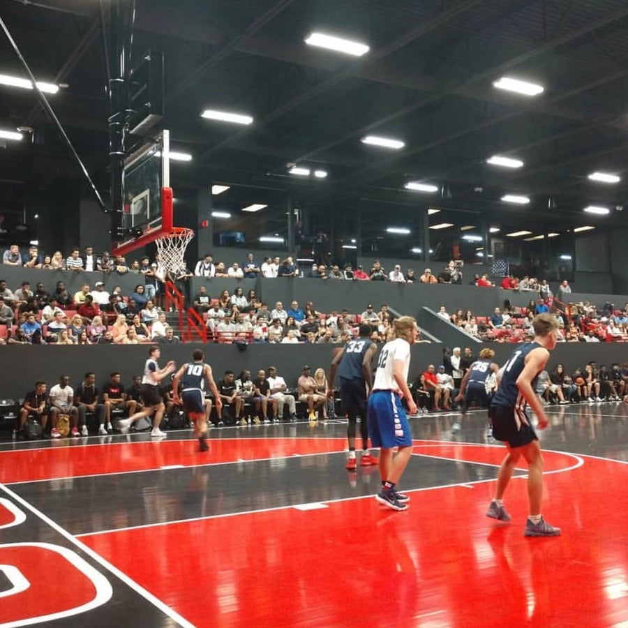 Image of Heated Sole Basketball Tournament