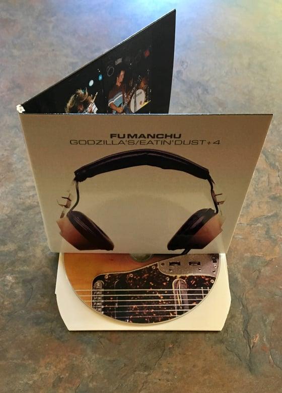 Image of Godzilla's / Eatin' Dust +4 CD