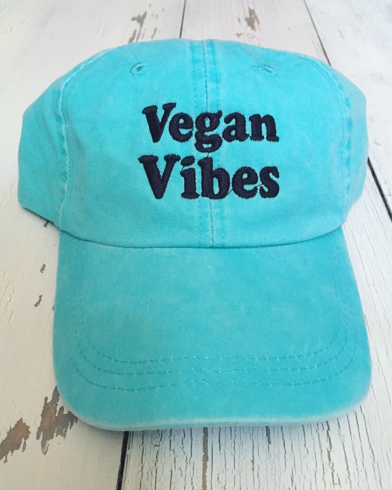 Image of Vegan Vibes Retro hat
