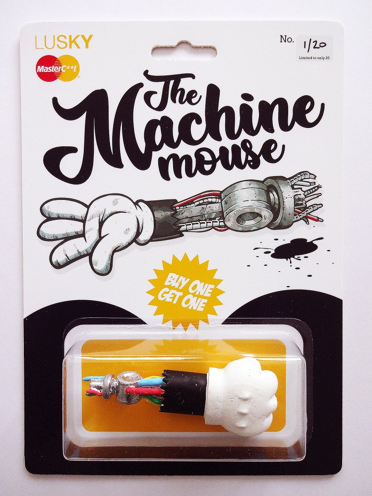 Image of Machine Mouse Collectible