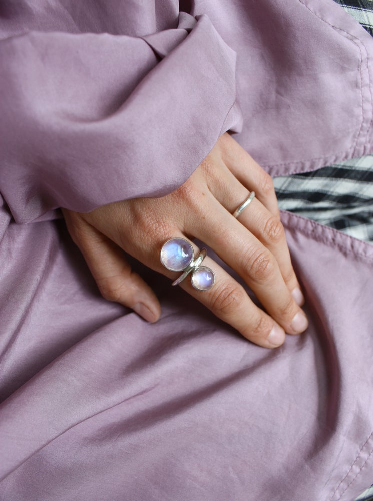 Image of Mirror Moon Ring
