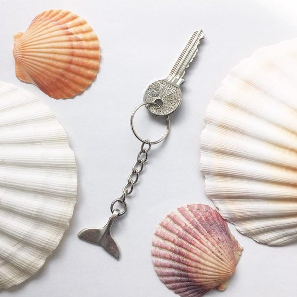 Image of Mermaid Tail Keyring