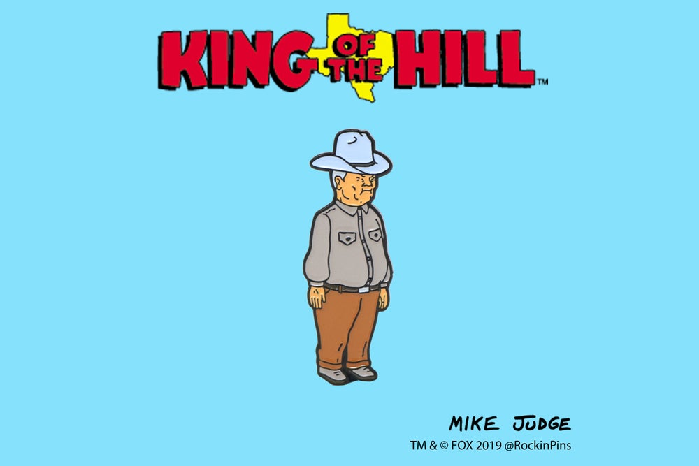 Image of King of the Hill - Cowboy Cotton Hill