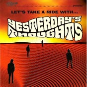"Image of Yesterday's Thoughts - Let's Take A Ride With...12"" vinyl LP"
