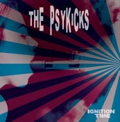 "Image of The Psykicks ‎– Ignition Time 12"" Vinyl LP"