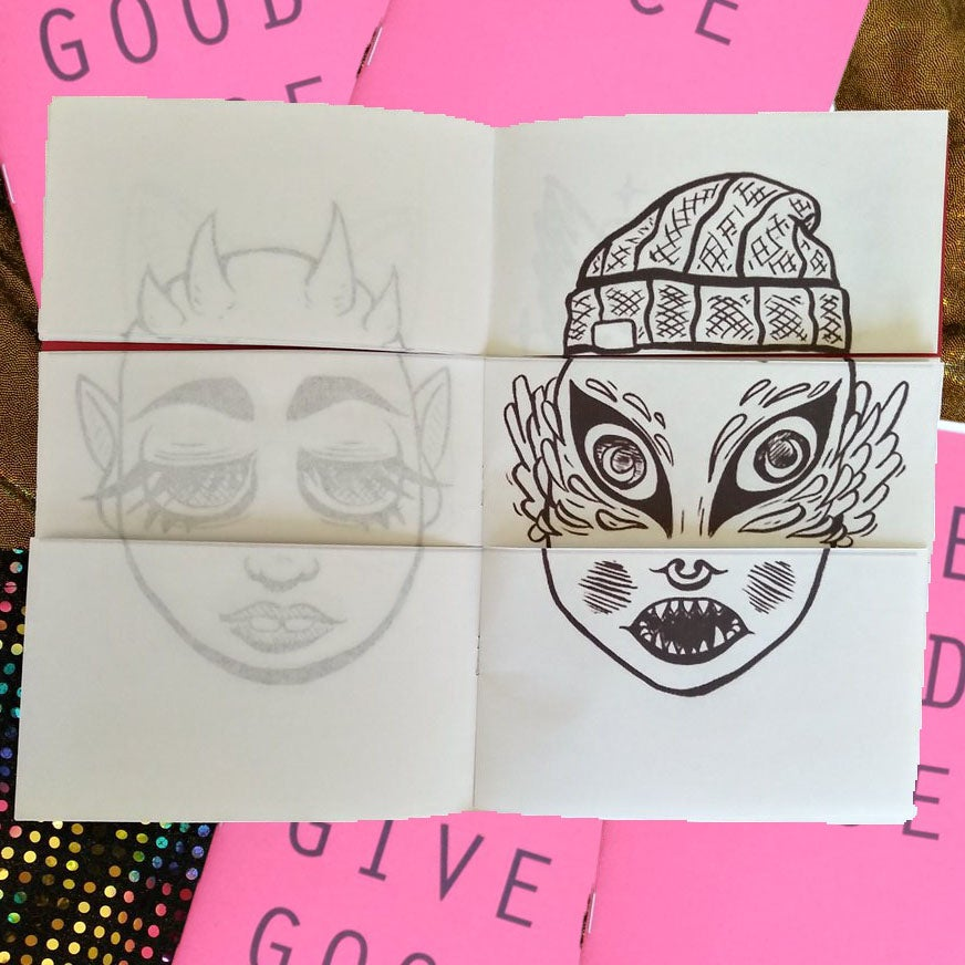 Image of Give Good Face