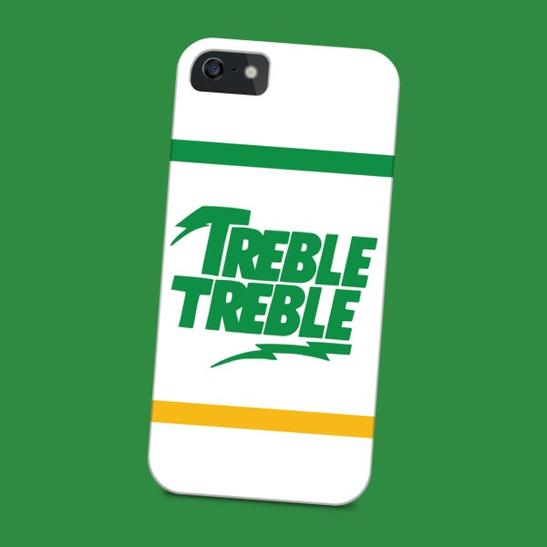 Image of Treble treble phone case