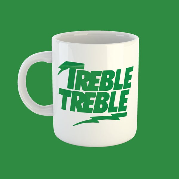 Image of Treble treble mug
