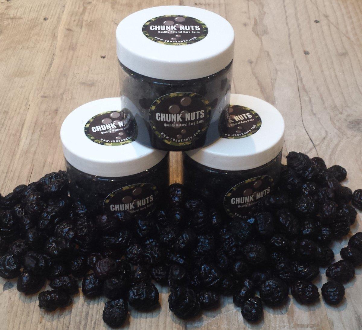 Image of Chunk Nuts 250ml Black Tiger Nut Hookbait pots