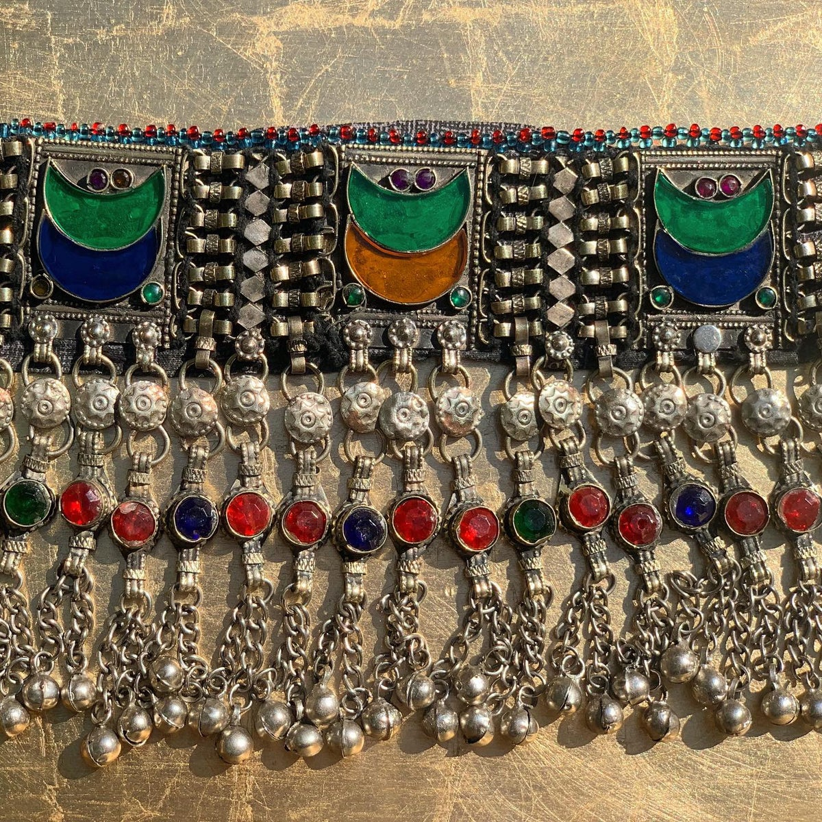 Image of Authentic Afghan Kuchi Chokers