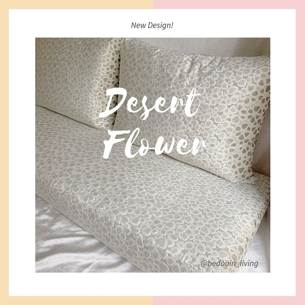 Image of Desert Flower Floor Sofa