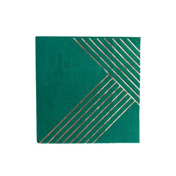 Image of Manhattan Cocktail Napkins