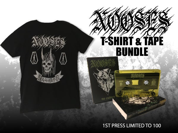 Image of NOOSES - NO EULOGY BUNDLE