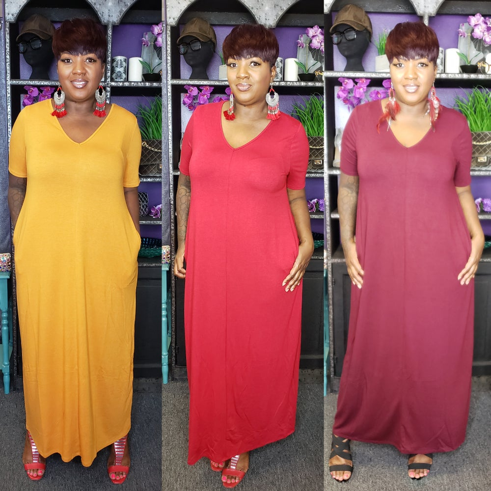 Image of Sweetner Maxi Dresses