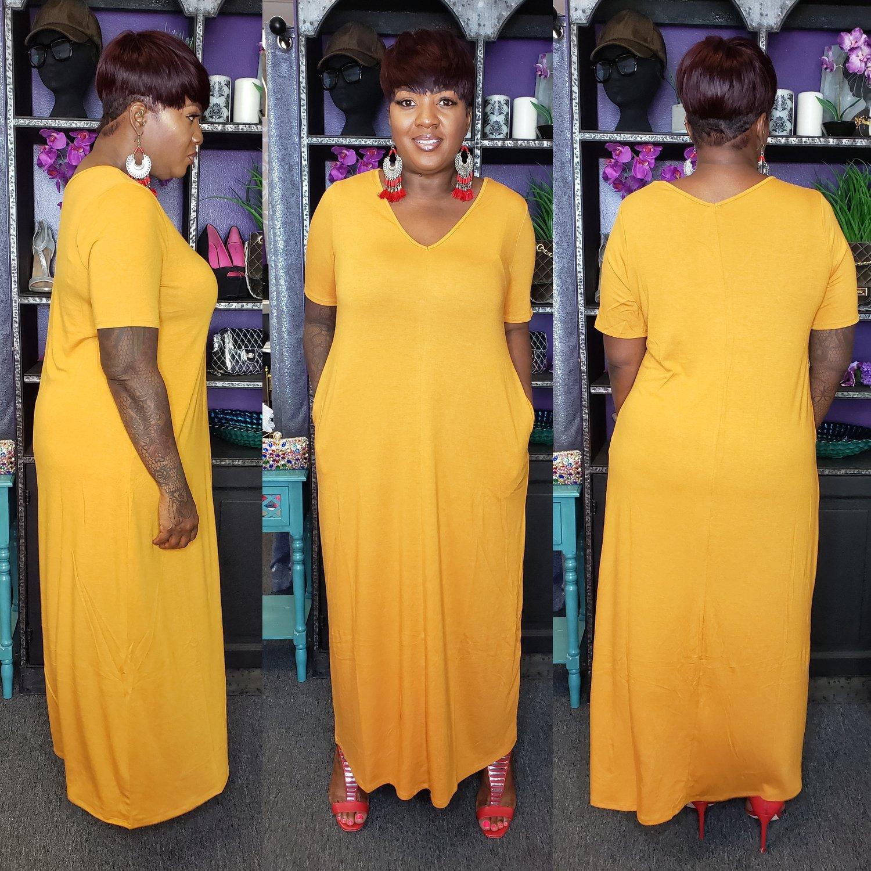 Image of Sweetner Maxi Dresses
