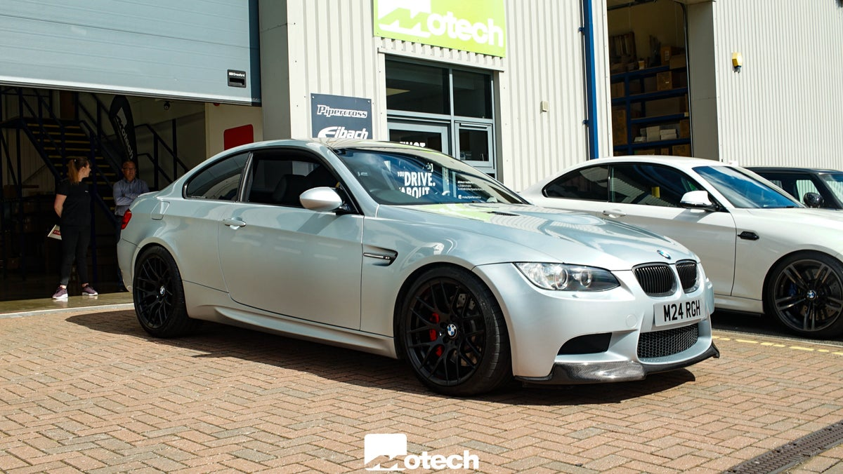 Image of BMW E92 M3 Eibach Lowering Springs