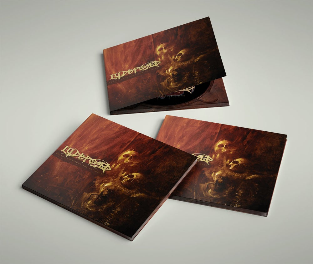 Image of Reveal Your Soul... (Digipack CD)