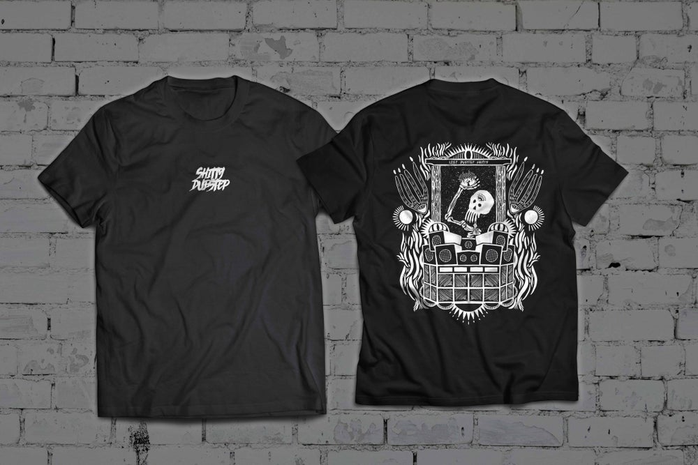 Image of Shitty Dubstep - Limited Edition 2nd Birthday T-Shirt