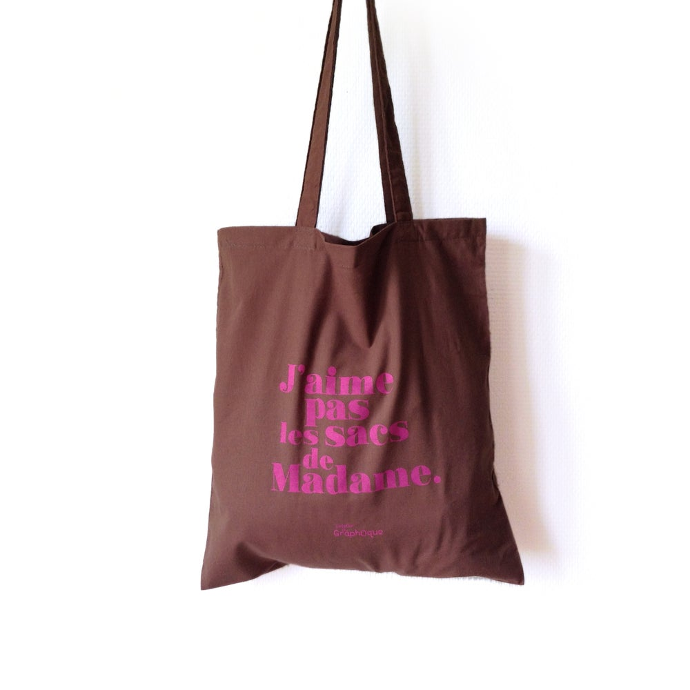 Image of Tote bag de jeunette