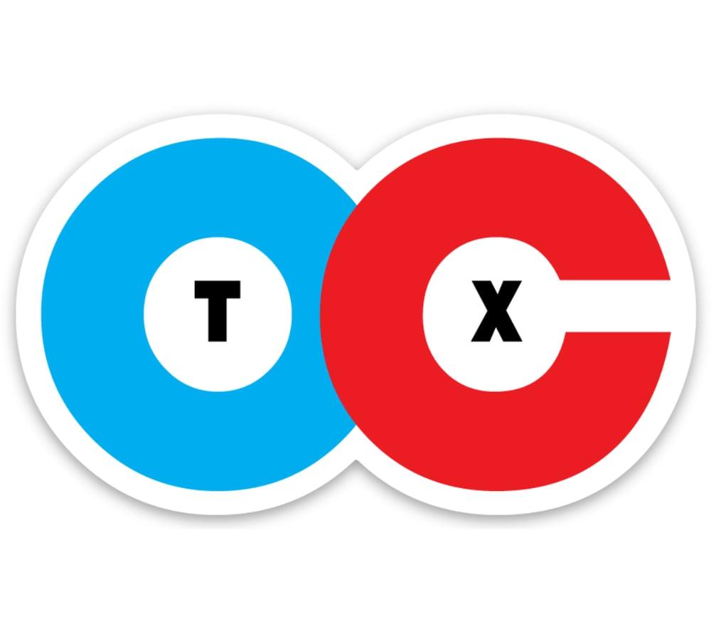 Image of OCTX Sticker