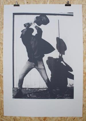 Image of Cowboy Smash by Charlie Evaristo-Boyce and Gus Sharpe