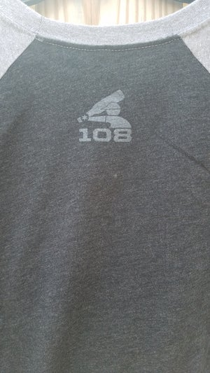 "Image of ""A True 108 Original"" Wave Sux / Raglan"