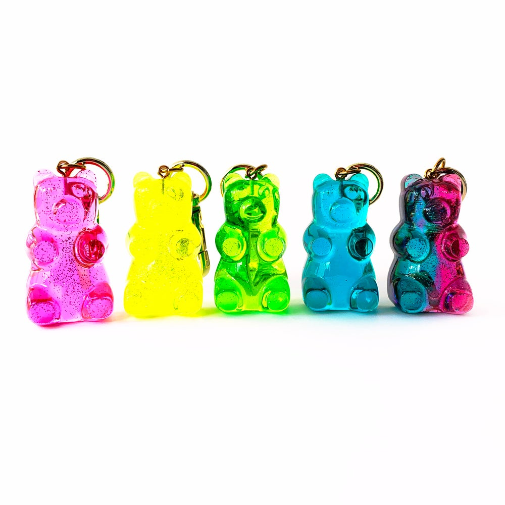 Image of Gummy Bear Bag Charm