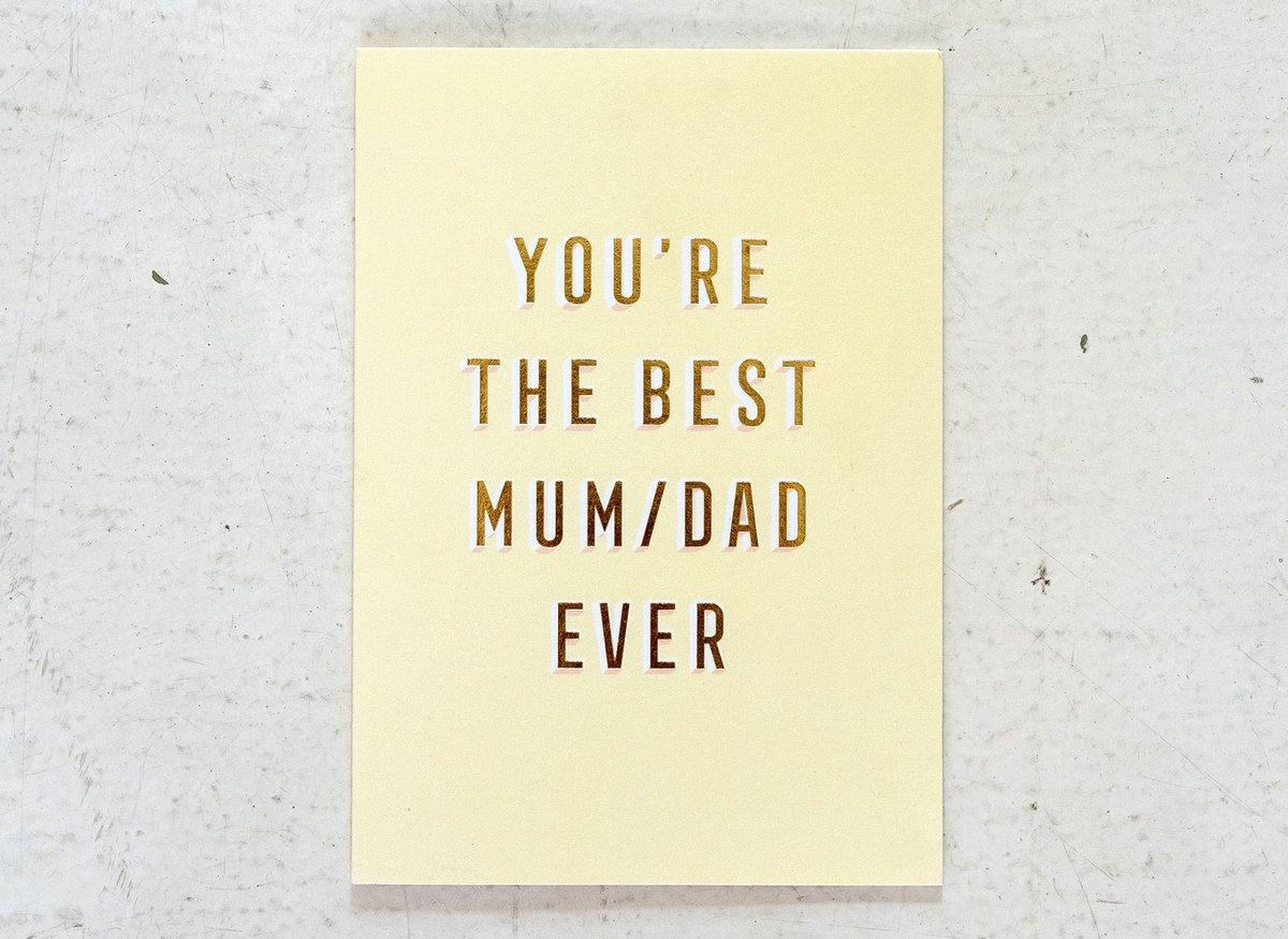 Image of BEST MUM/DAD EVER