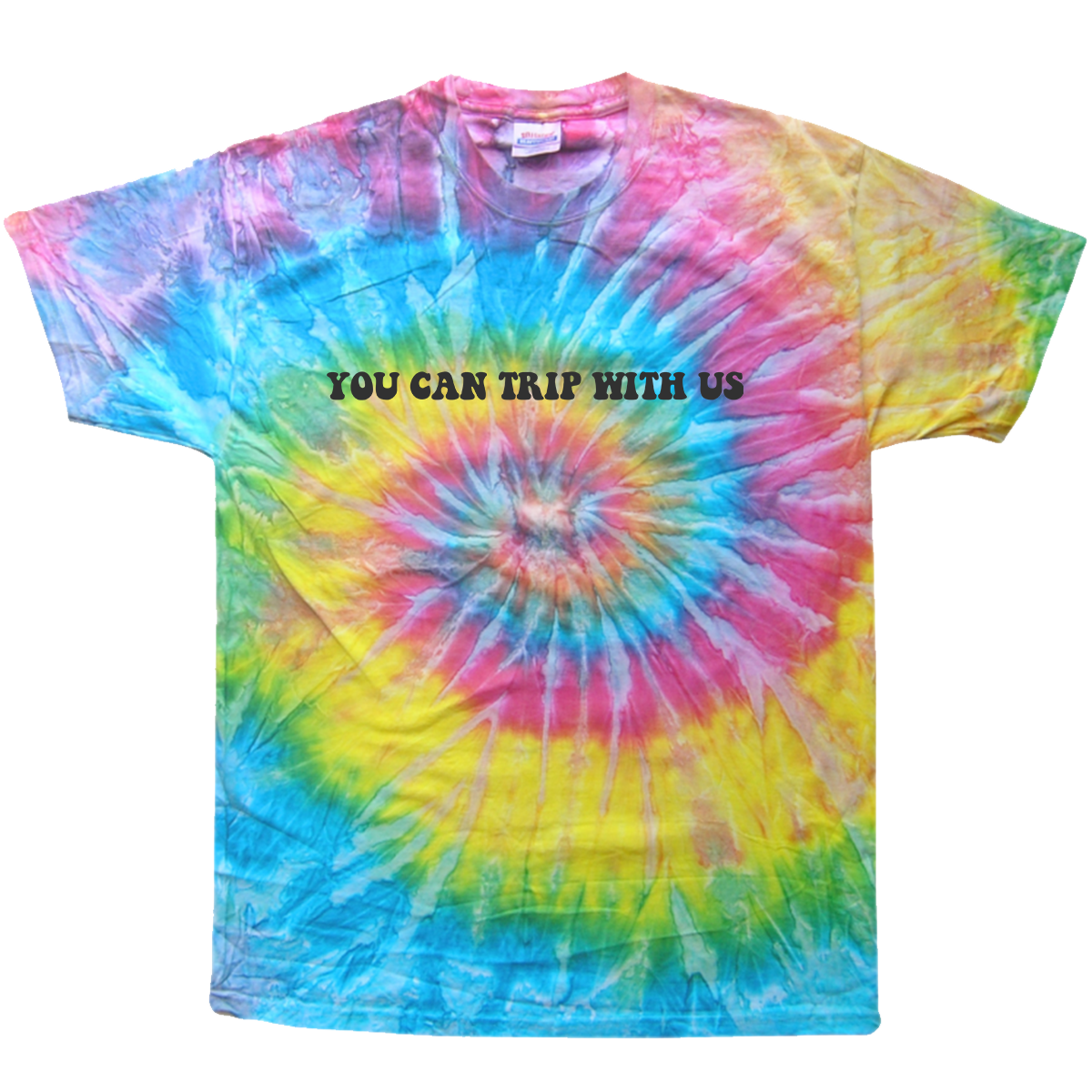 Image of Tie Dye Tour Tee