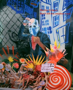 Image of Martha Colburn: Don't Kill the Weatherman!, edited by Erik Stephan