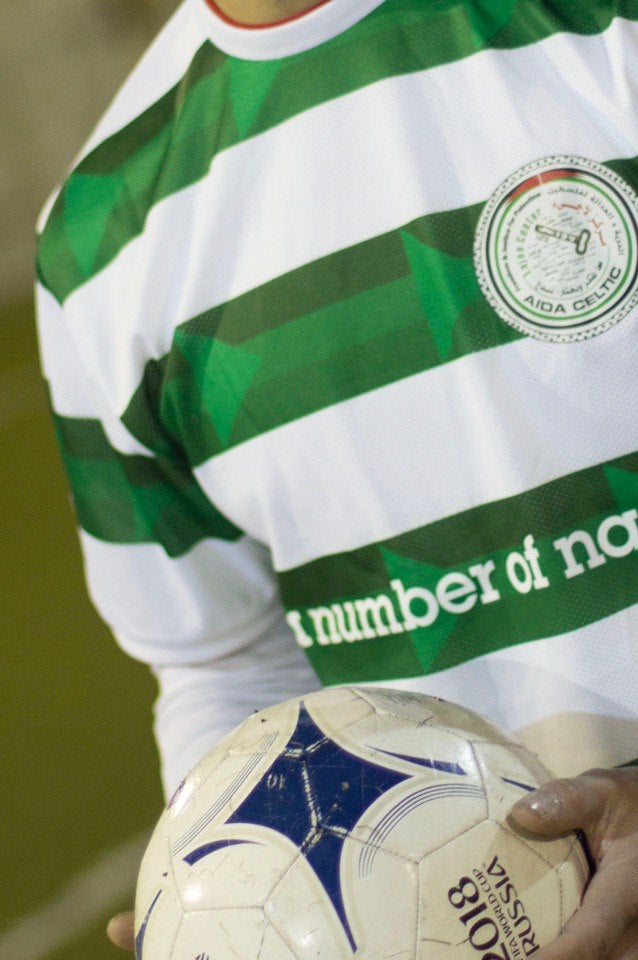 Image of Aida Celtic Replica Jersey