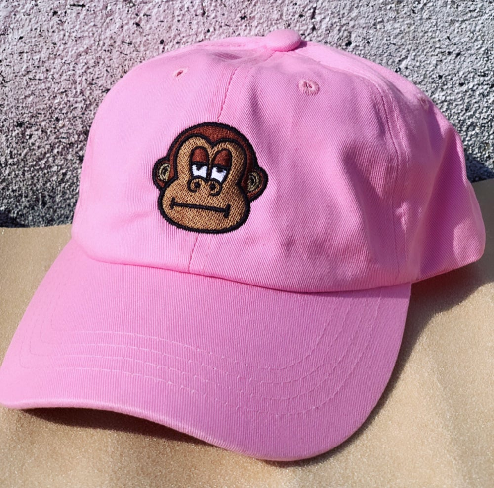 Image of Mitch Dad Hat - Pink