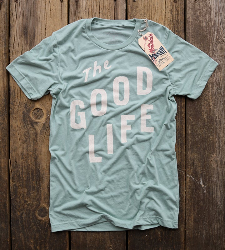 Image of The Good Life | Dusty Blue
