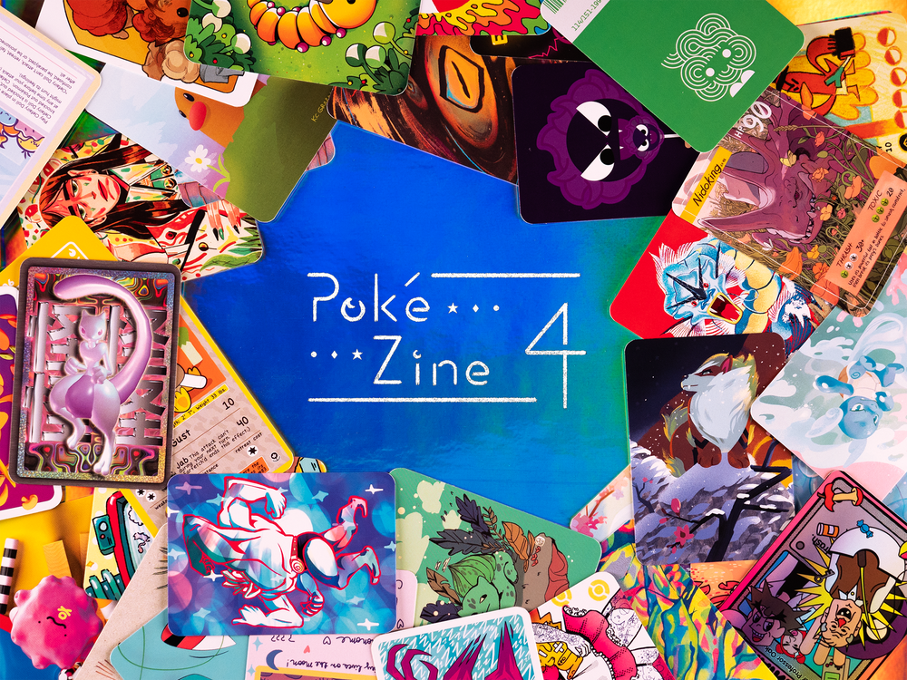 Image of PokéZine 4 (NOW SHIPPING [updated 7/2/19])