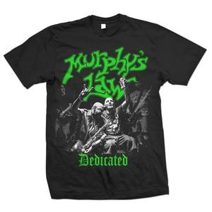 "Image of MURPHY'S LAW ""Dedicated"" T-Shirt"