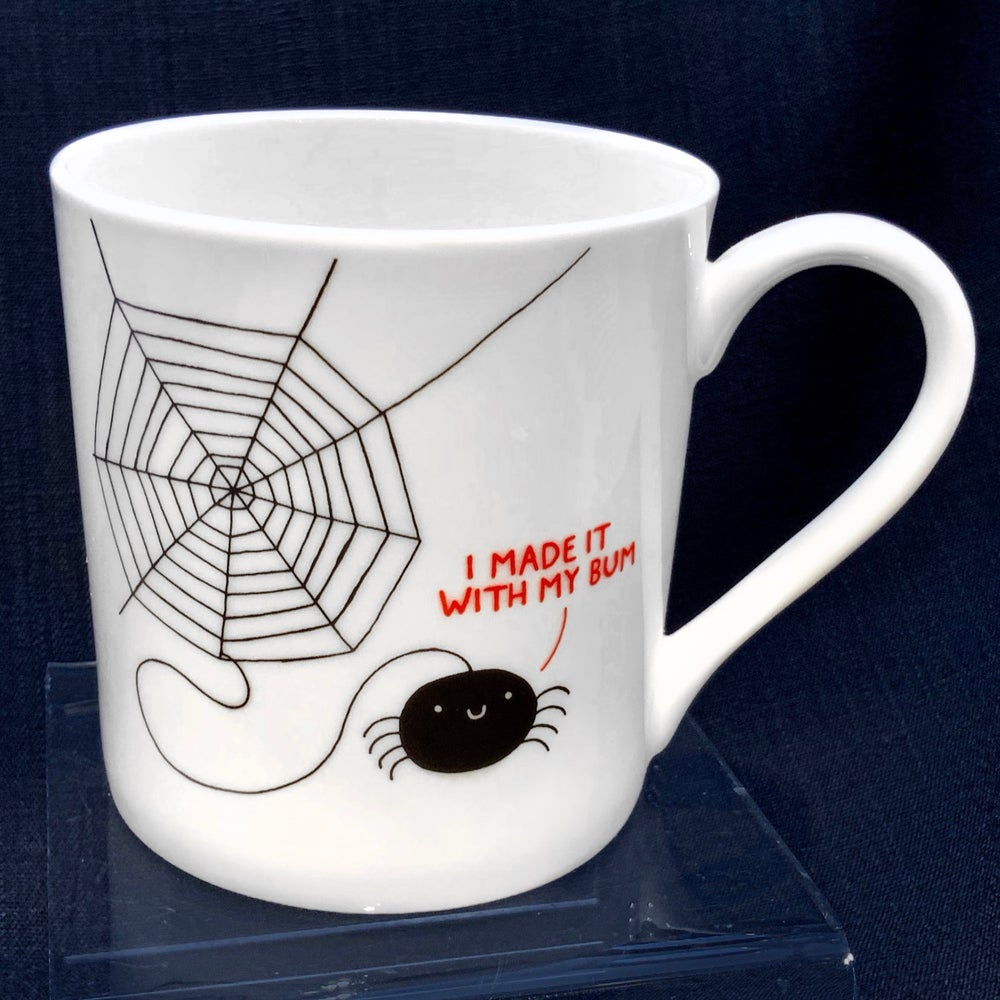 Image of Spider Mug (Pick up only)