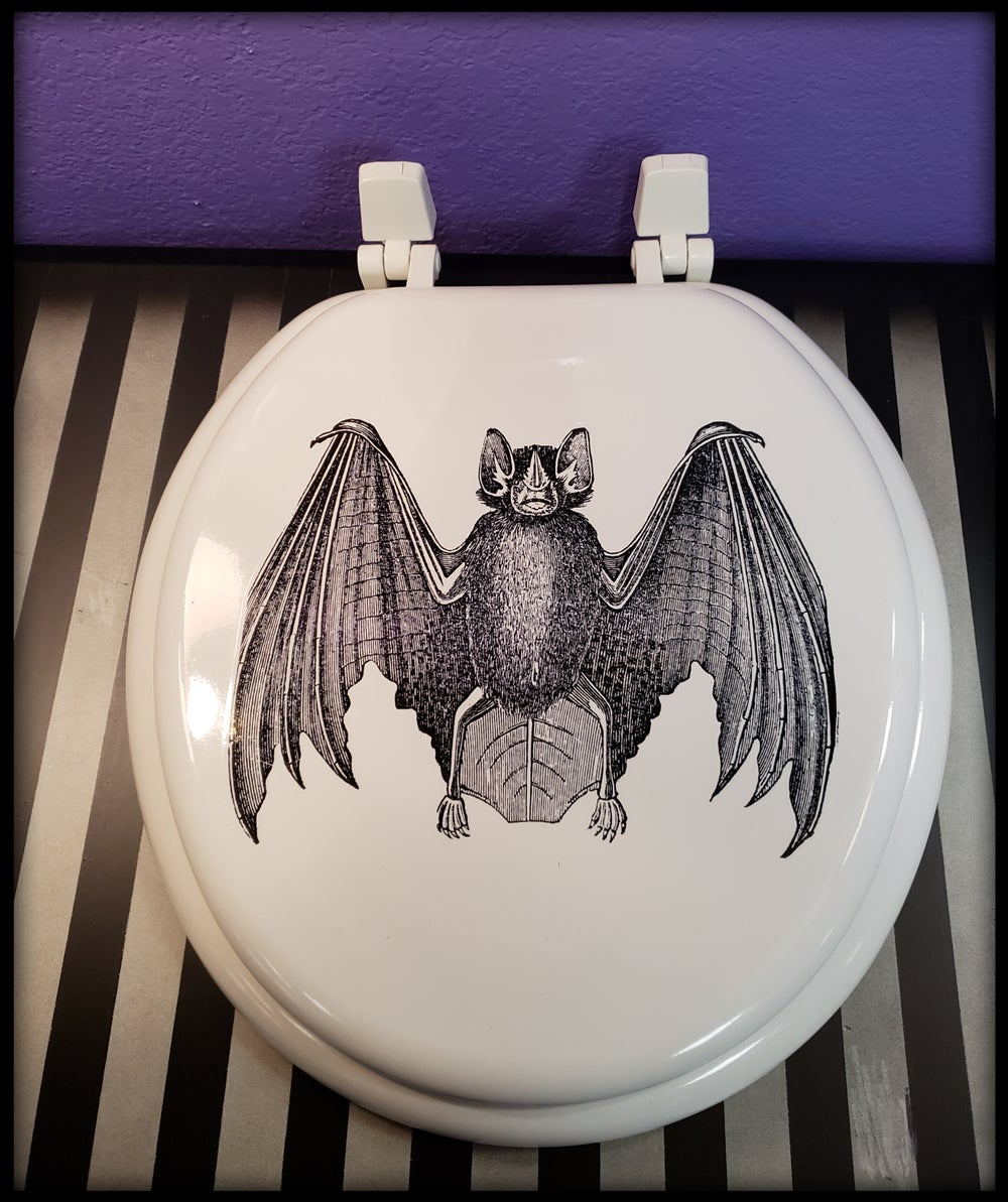 Admirable Bat Toilet Seat Beatyapartments Chair Design Images Beatyapartmentscom