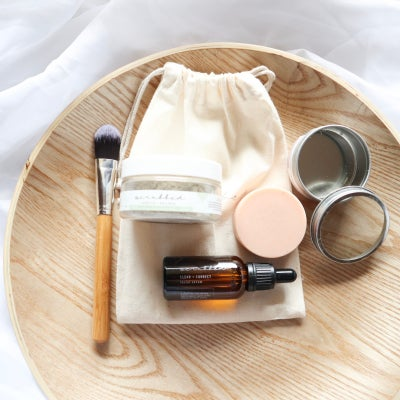 Image of Oily and Acne Prone Skin Three Step Skincare Set