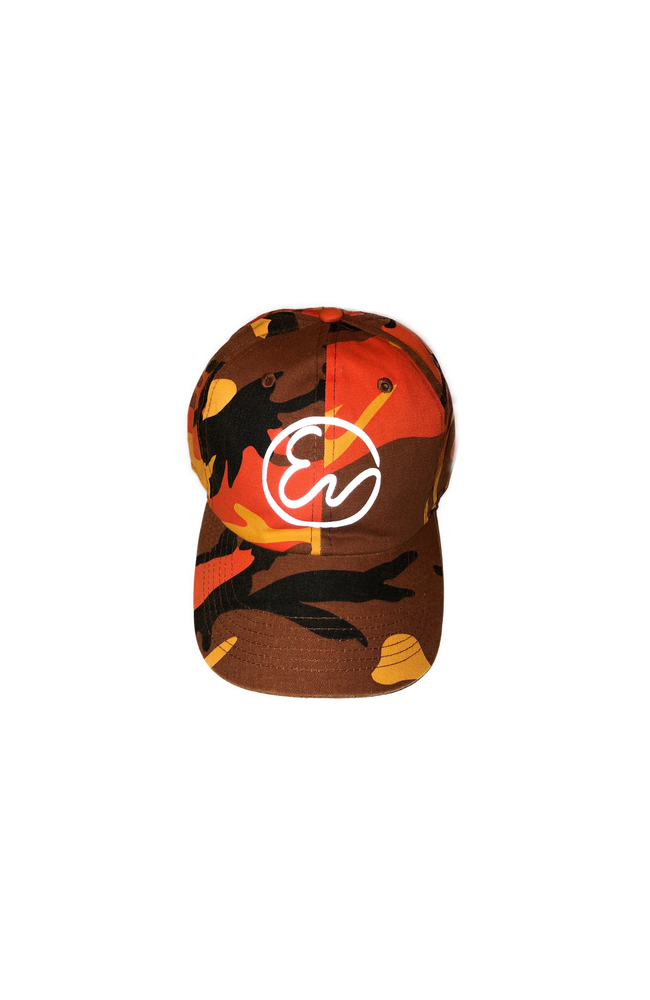 Image of ORANGE CAMO (3M)