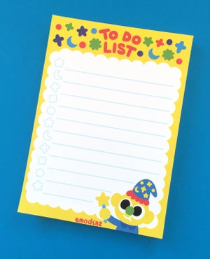 Image of To do list block