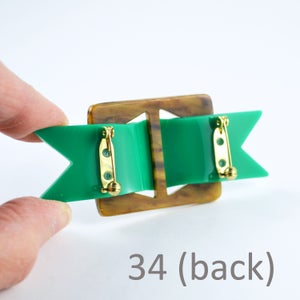 Image of Buckle Brooches 31 to 34