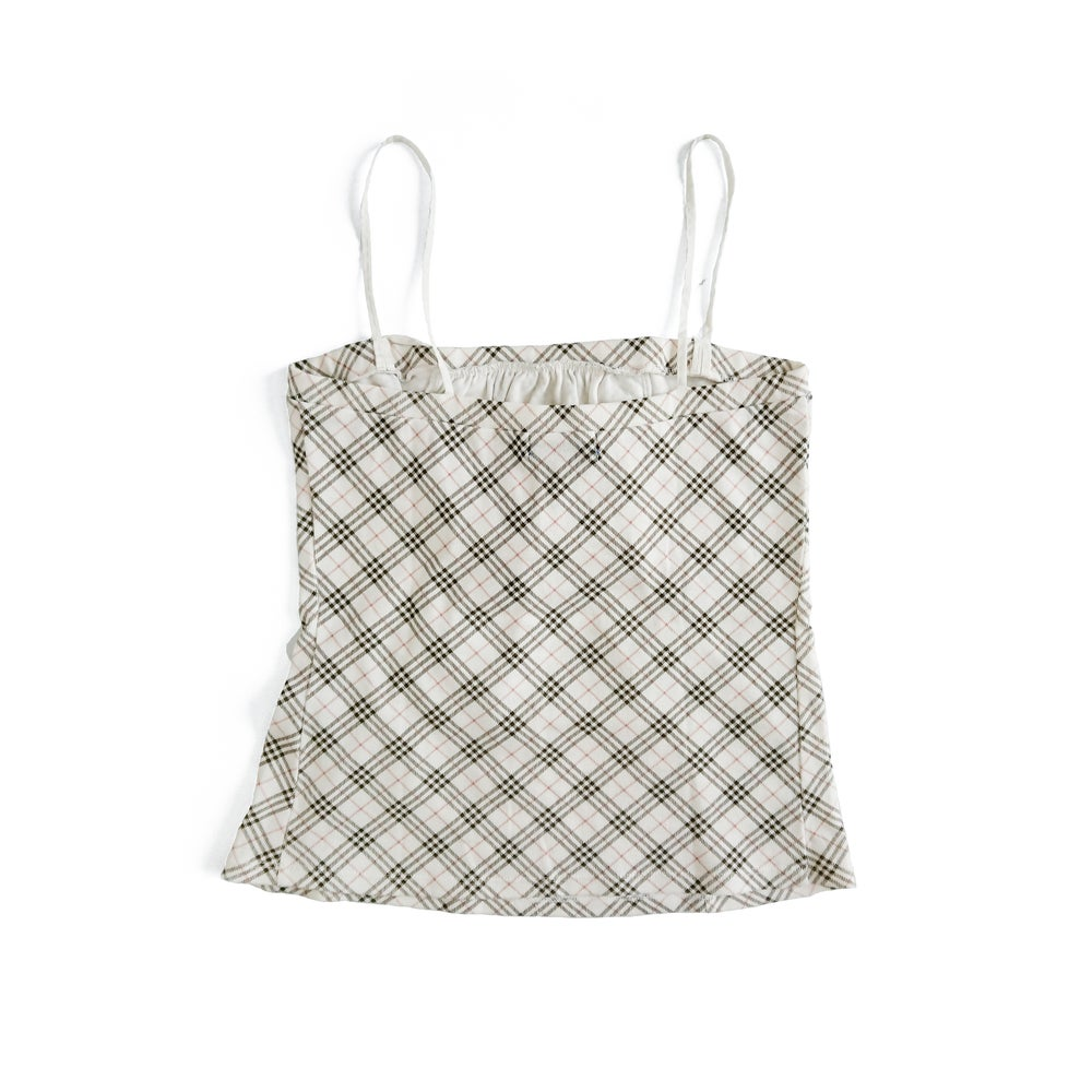 Image of Burberry cami top