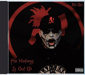 Image of The Madness Is Out EP