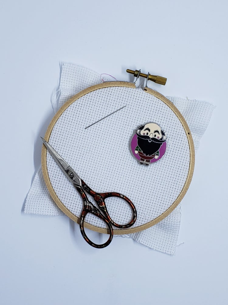 Image of Disney Needle Minder - Cute Villain Stromboli