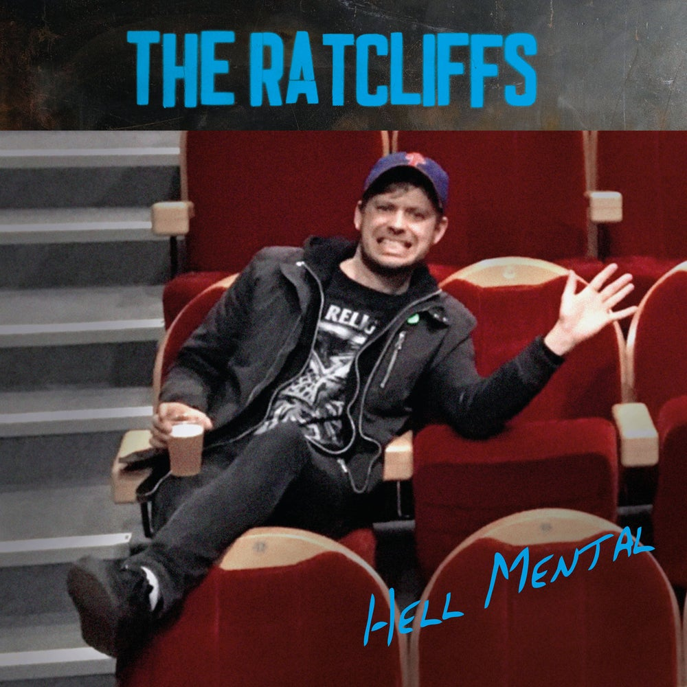 """Image of The Ratcliffs - Hell Mental (12"""")"""