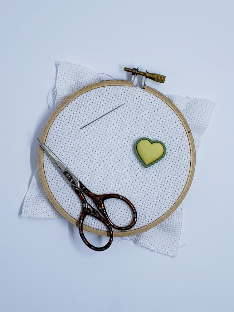 Image of Needle Minder - Heart (Several Options)