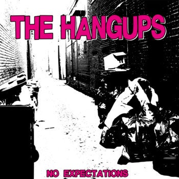 "Image of The Hangups - No Expectations (7"")"