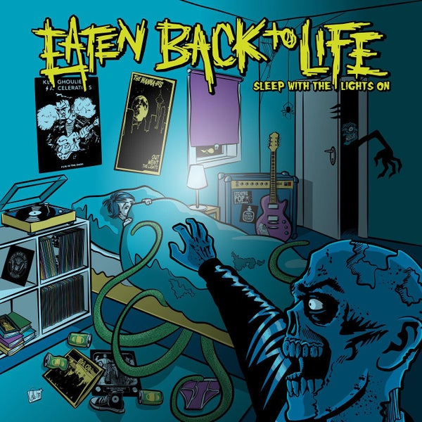 "Image of EATEN BACK TO LIFE - SLEEP WITH THE LIGHTS ON (7"")"